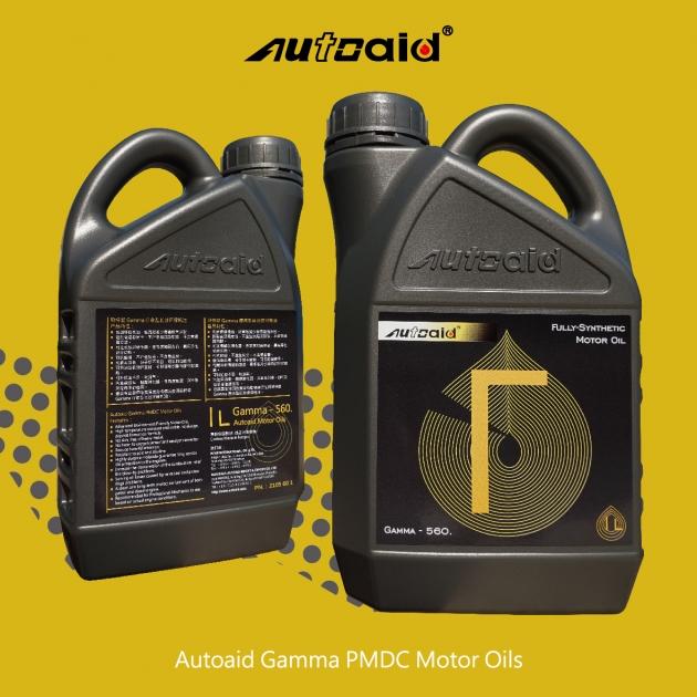 歐特愛 Gamma 環保療癒型機油 2