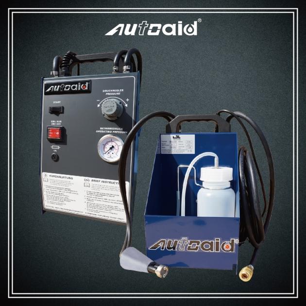 定壓式液壓煞車油更換機 2